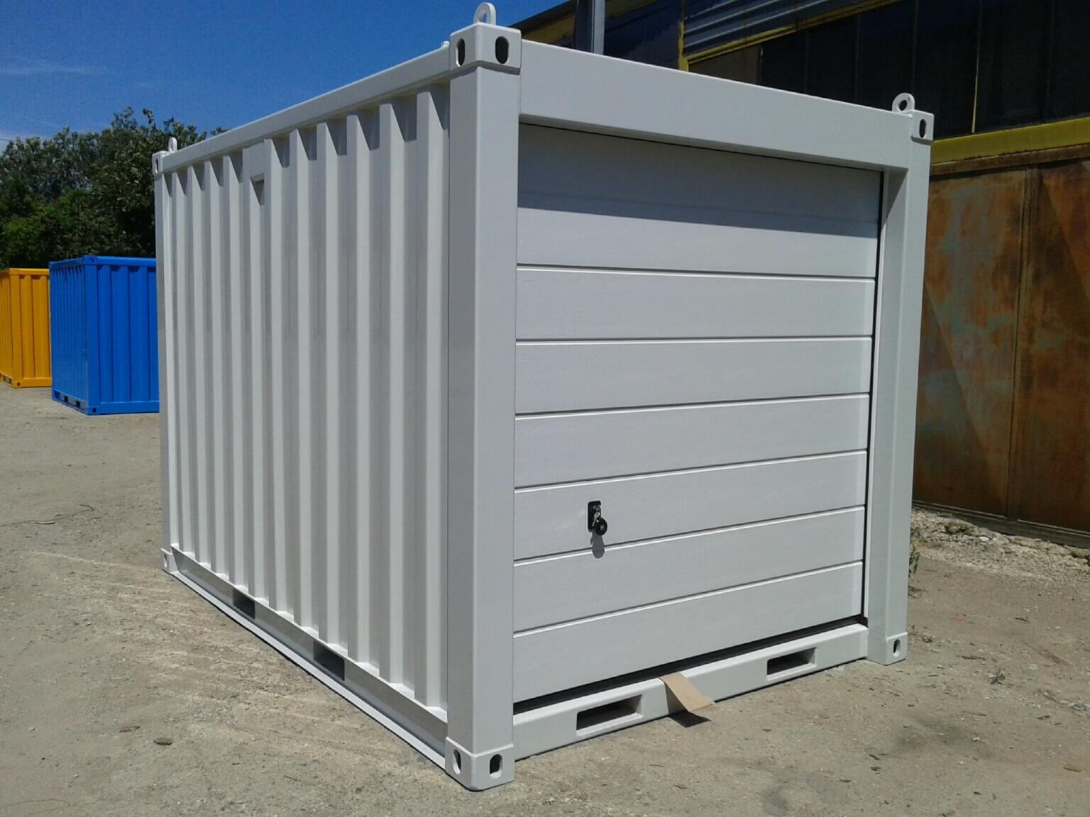 Transportboxen für Sonderteile