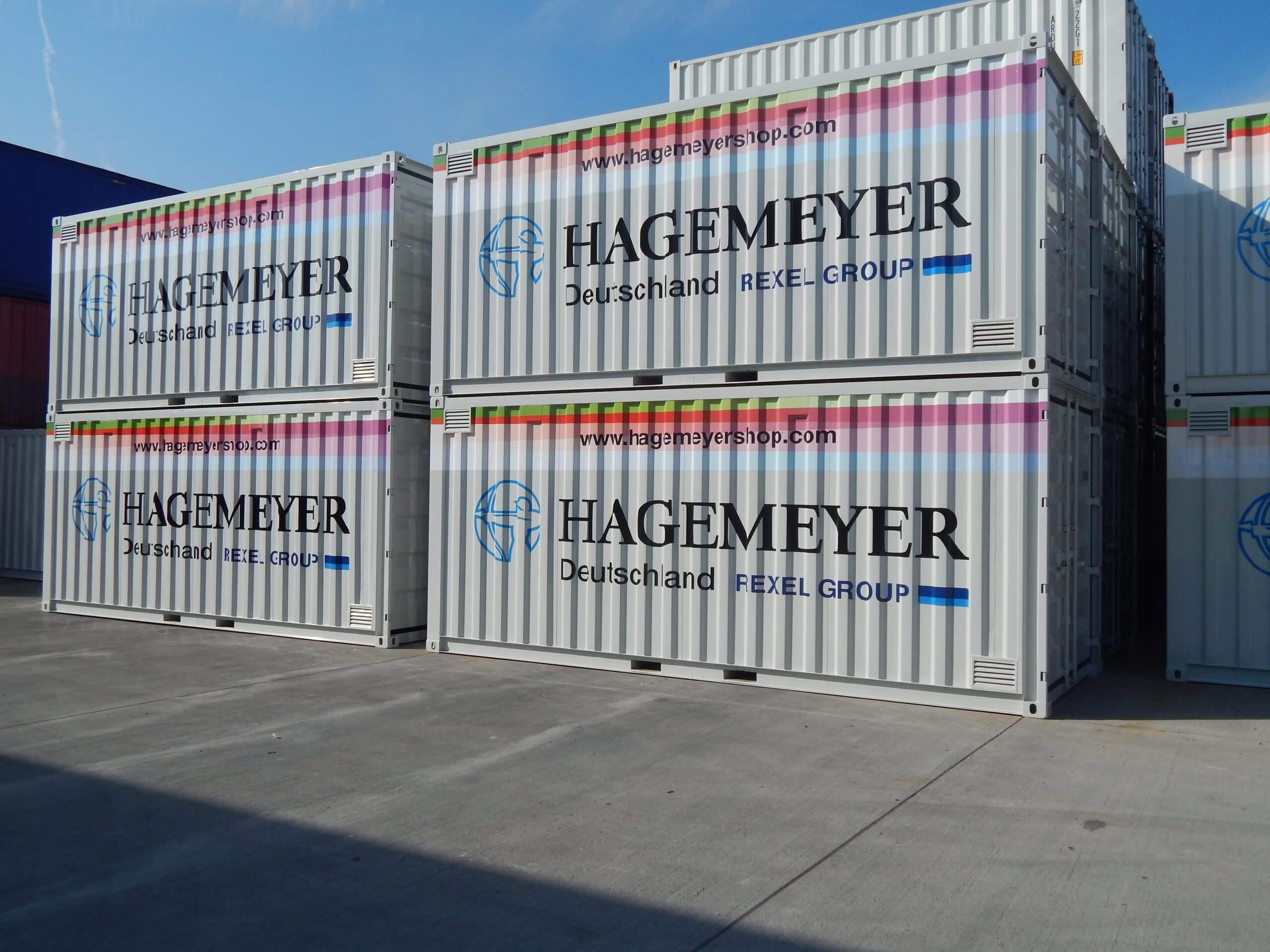 Werkstatt-Container