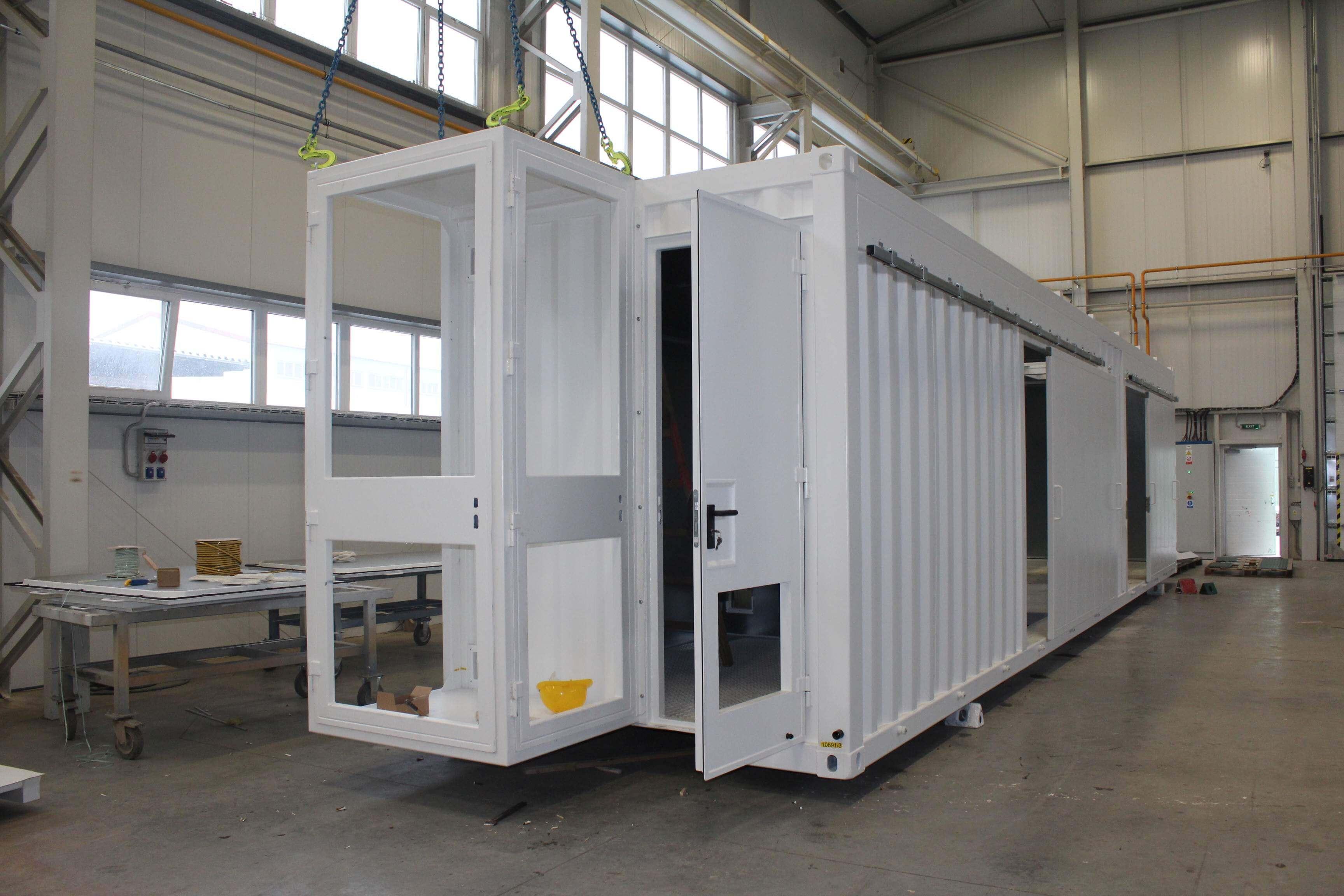 Anlagen-Container